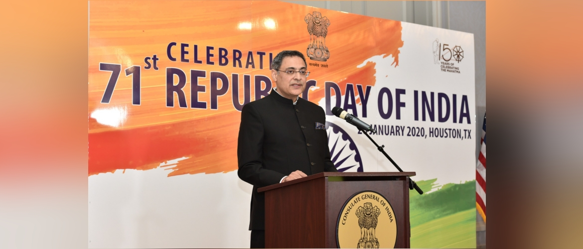 71st Republic Day of India celebrations